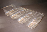 Plastic Rice Biscuit Inner tray